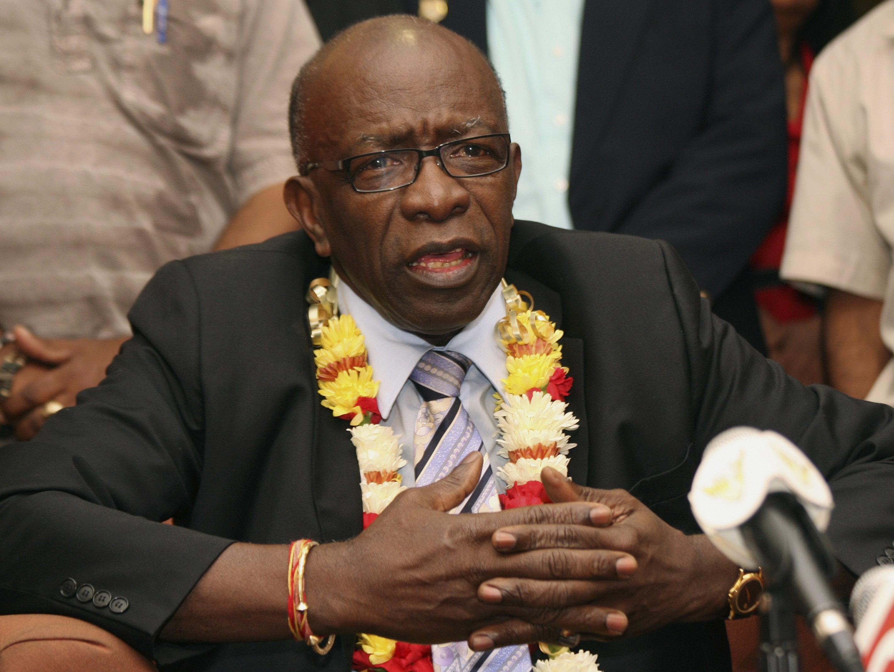 Expresidente de Concacaf, multado con 79 millones de dólares