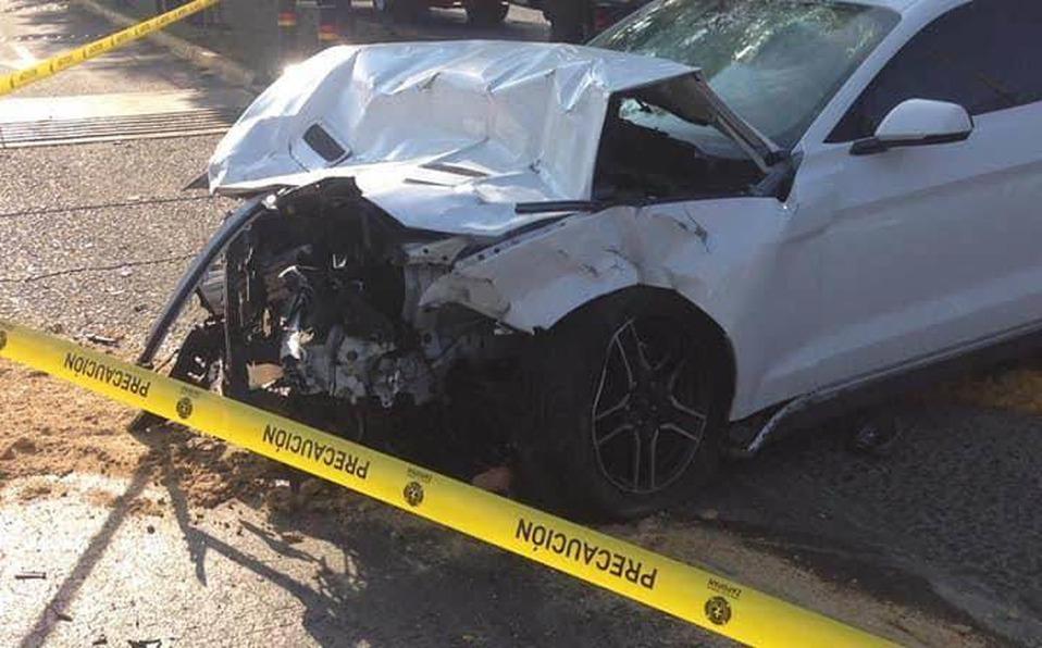 Joao Maleck recibe perdón por parte de familiar de víctima del accidente automovilístico