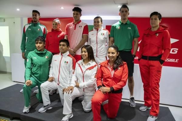 Atletas mexicanos a Lima 2019 con una fuerte encomienda de triunfos