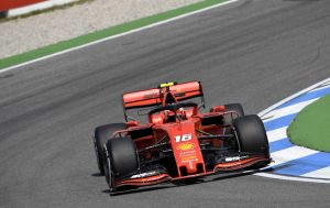 Leclerc encabeza prácticas para GP de Alemania