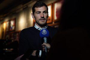 Iker Casillas será auxiliar técnico del Porto
