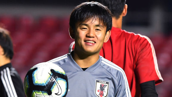 El Real Madrid ficha al hermano menor de Takefusa Kubo