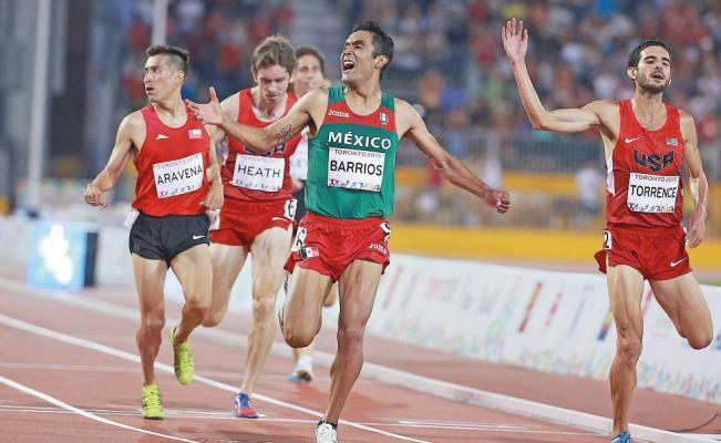Lamentan baja mexicana de aspirante a podio en Lima 2019