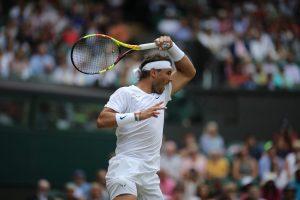 Nadal a cuartos en Wimbledon tras vencer a Sousa