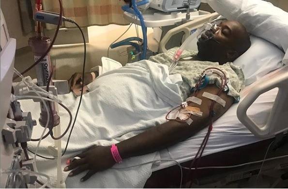 Ex jugador de la NFL Albert Haynesworth requiere trasplante de riñón