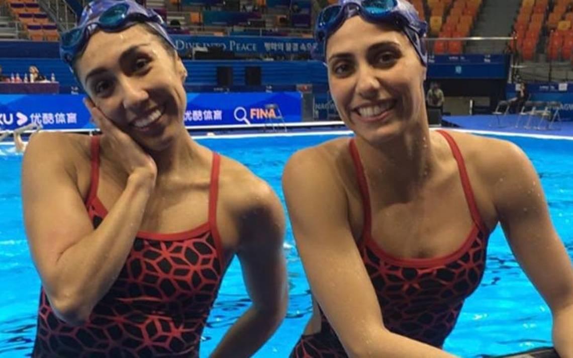 Diosdado y Jiménez van a la final de Campeonatos Mundiales de Natación