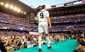 Diez años del fichaje de Cristiano Ronaldo con Real Madrid