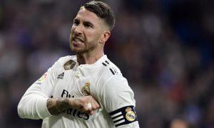 Sergio Ramos 'secuestró' la cuenta de Instagram del Real Madrid