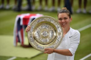 Simona Halep vence a Serena Williams y se consagra en Wimbledon 2019