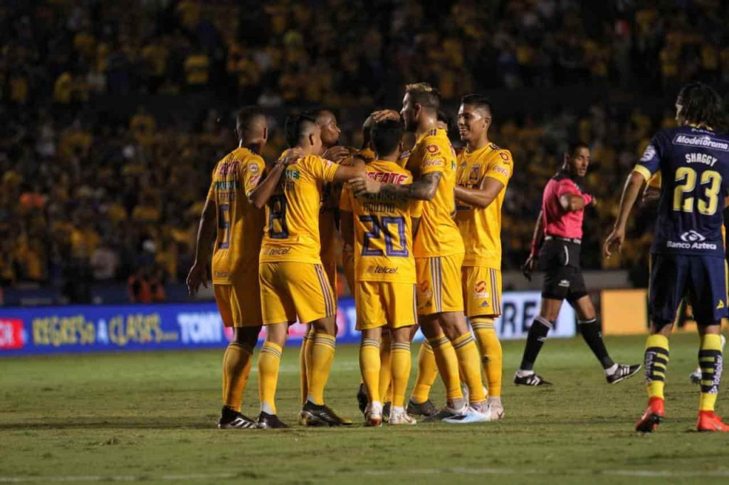 Tigres enfrenta a Real Salt Lake en cuartos de final de Leagues Cup