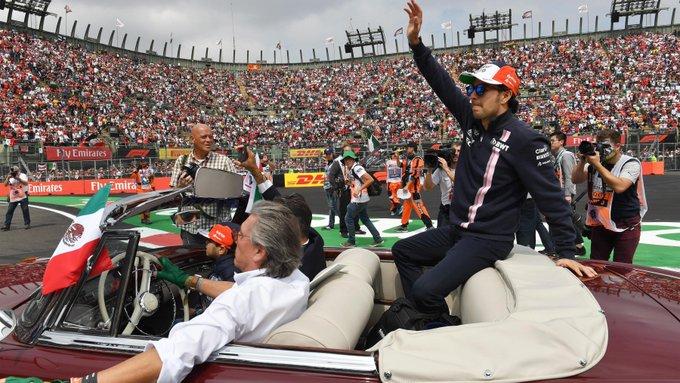 Continúa la Fórmula 1 en México hasta 2022