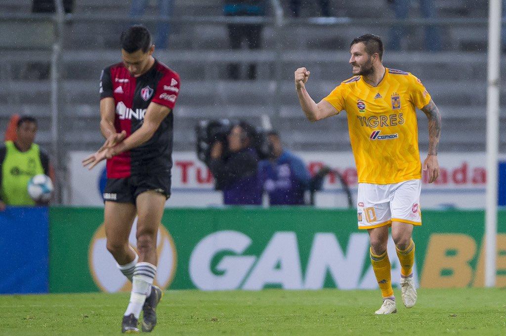 Atlas vs Tigres: Horario y dónde en vivo ver el partido por la jornada 7