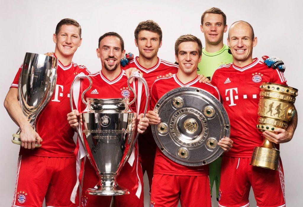 Bayern Múnich Liga de Campeones