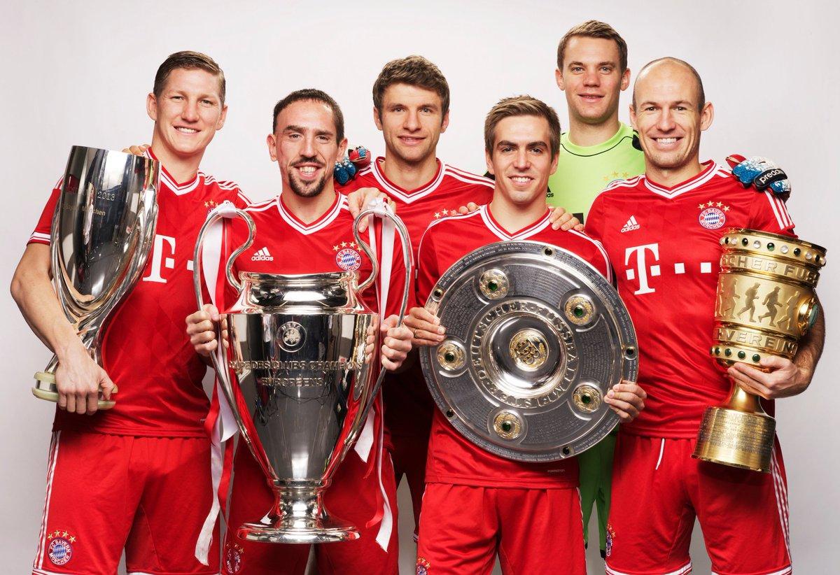 ¿Quiénes son los sobrevivientes del Bayern que ganó todo en el 2013?