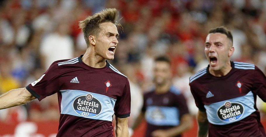 Celta rescata un punto ante Sevilla con Néstor Araujo en la cancha