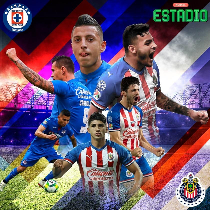 Cruz Azul vs Chivas: horario y dónde ver la visita rojiblanca al Estadio Azteca