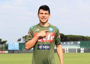 'Chucky' Lozano se convierte en el quinto mexicano en llegar a la Serie A