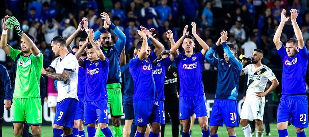 Cruz Azul está en la final de la Leagues Cup tras eliminar al LA Galaxy
