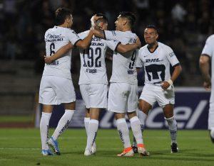 Canterano Amaury García, da empate a Pumas contra San Luis en Copa MX