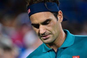Roger Federer es sorprendido y eliminado en Cincinnati