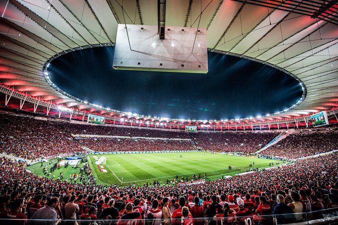 Flamengo recibe a Inter de Porto Alegre en cuartos de Copa Libertadores