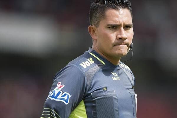 Fernando Guerrero dirigirá el partido Tigres-América