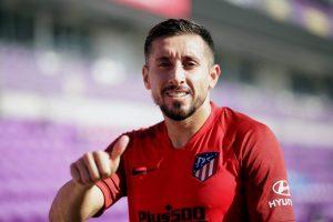 Héctor Herrera despierta dudas en el Atlético de Madrid