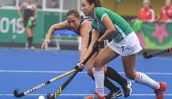 México gana a Cuba y va por quinto lugar en hockey femenil Lima 2019