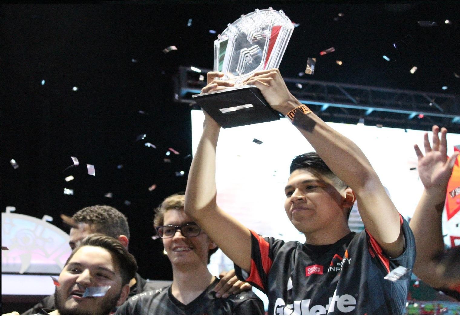 Infinity se corona campeón invicto del primer Campeonato Mexicano de Rainbow Six