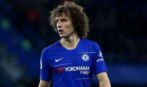 David Luiz no llegó a entrenar al Chelsea en medio de rumores sobre su llegada al Arsenal
