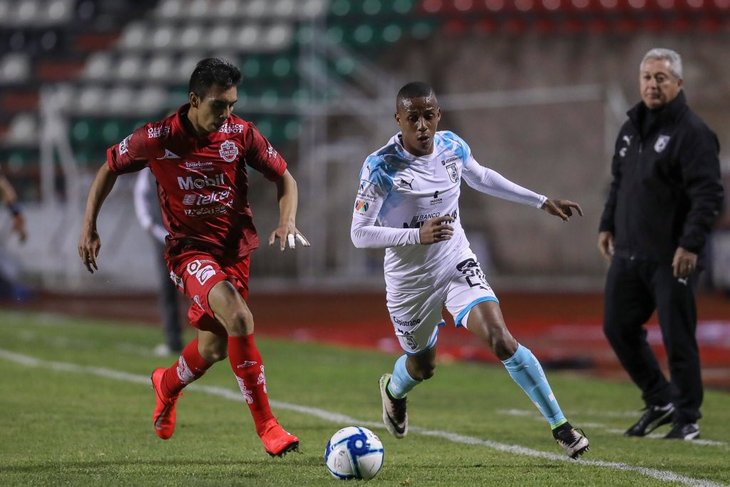 Mineros derrota 2-0 al Querétaro en la Copa MX