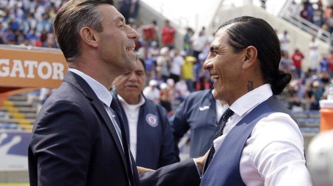Paco Palencia podría ser el reemplazo de Pedro Caixinha en Cruz Azul