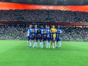 Con atajada de Agustín Marchesín el Porto toma ventaja rumbo a Champions League