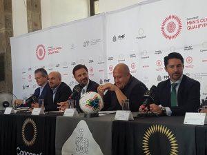 Confirman preolímpico de Concacaf en Guadalajara