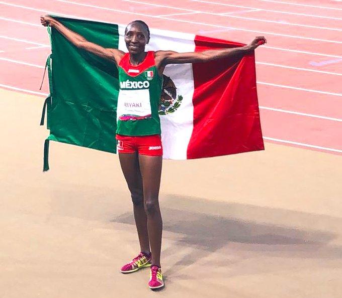 Risper Biyaki gana la medalla de plata en Lima 2019