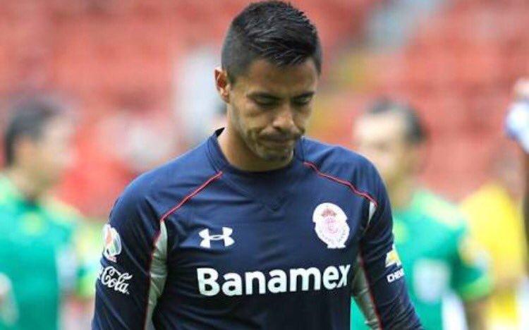 Alfredo Talavera está en duda con Toluca para enfrentar a Xolos