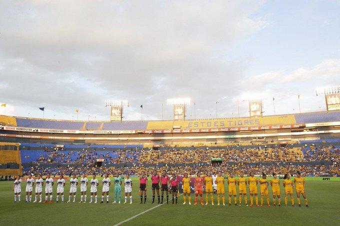 Pumas Femenil consigue el empate ante Tigres de la UANL