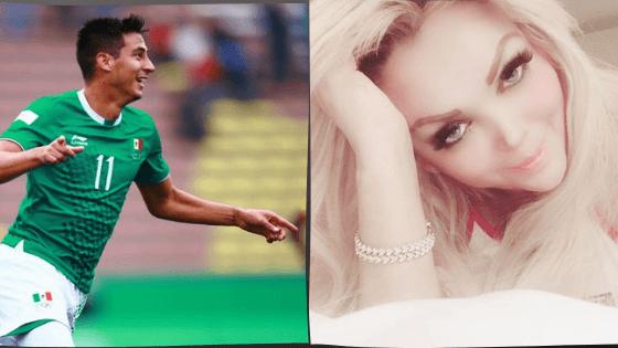 Revelan infidelidad de Mauro Lainez con la modelo peruana Shirley Cherres durante Lima 2019