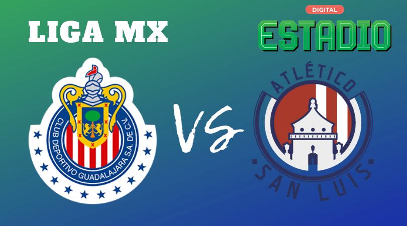 Guadalajara vs Atlético de San Luis: horario y dónde ver el duelo de rojiblancos