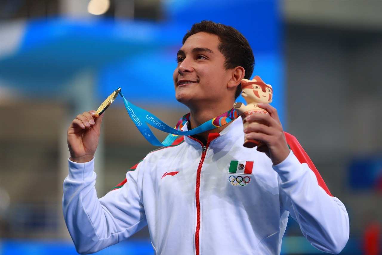 Kevin Berlín, campeón panamericano, asegura que los flojos también ganan medallas