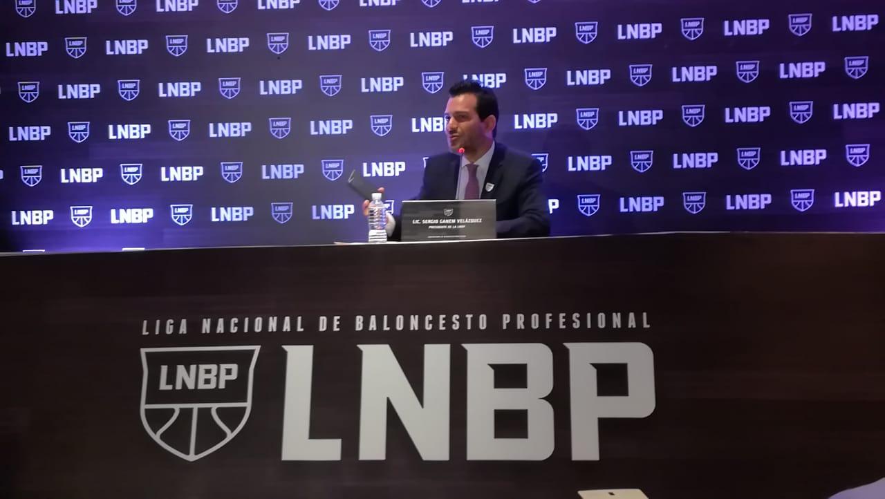 Sergio Ganem asegura no haber excluido de la LNBP a Gustavo Ayón