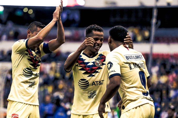 América sigue con buen paso en casa y derrota 3-1 a Xolos