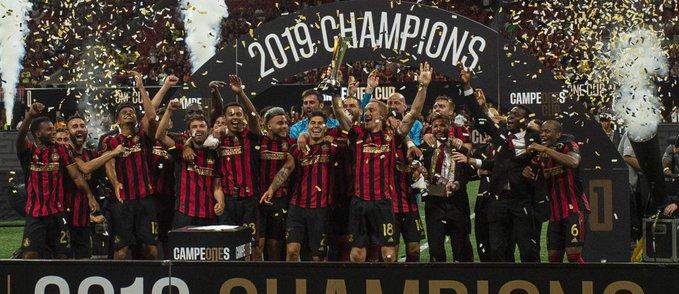 América falla y pierde en la Campeones Cup contra Atlanta United