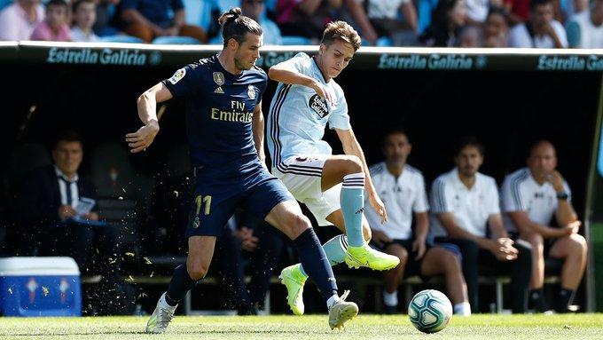 Zidane aseguró que Gareth Bale se quedará en el Real Madrid