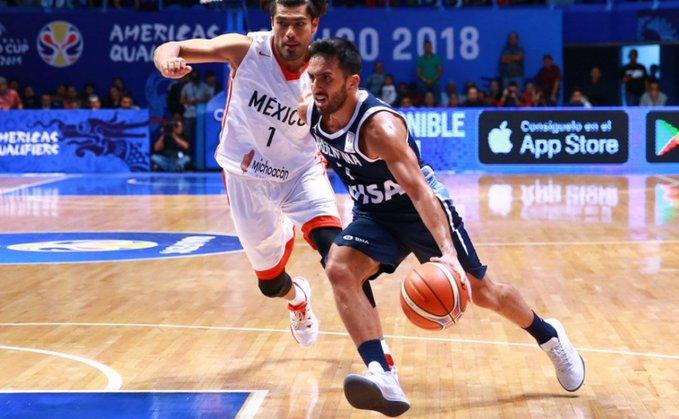 México vence 72-64 a Argentina en el baloncesto de los Juegos Panamericanos