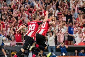 Con agónico gol de Aduriz, Bilbao vence al Barcelona en el comienzo de La Liga