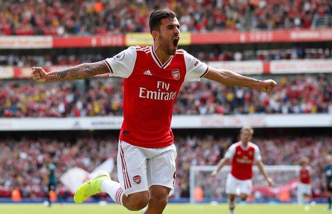 Dani Ceballos conquista al Emirates en su debut con el Arsenal