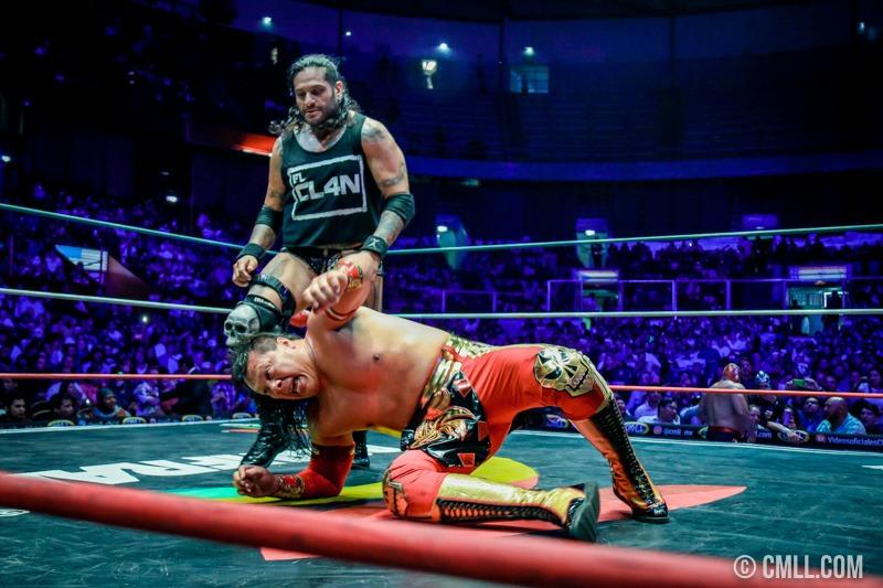 Último Guerrero y Ciber the Main Man, vivirán un nuevo capítulo de su rivalidad