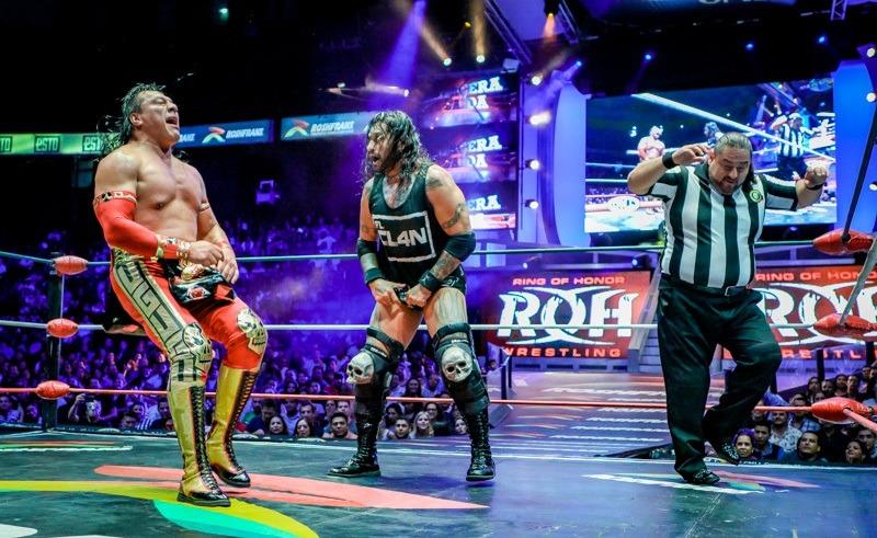 Último Guerrero aviva la rivalidad con Ciber, tras polémica victoria
