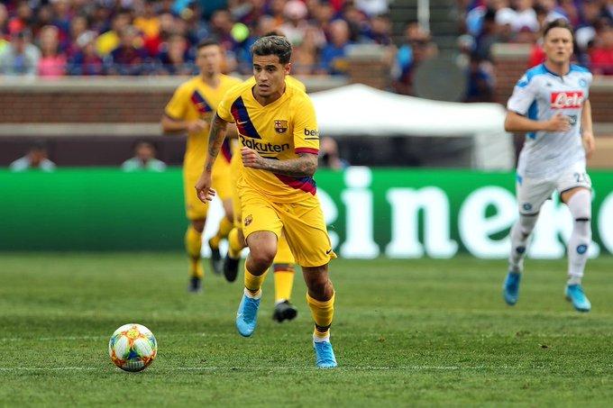 Las dos opciones de Coutinho para salir de Barcelona y el regreso de Neymar